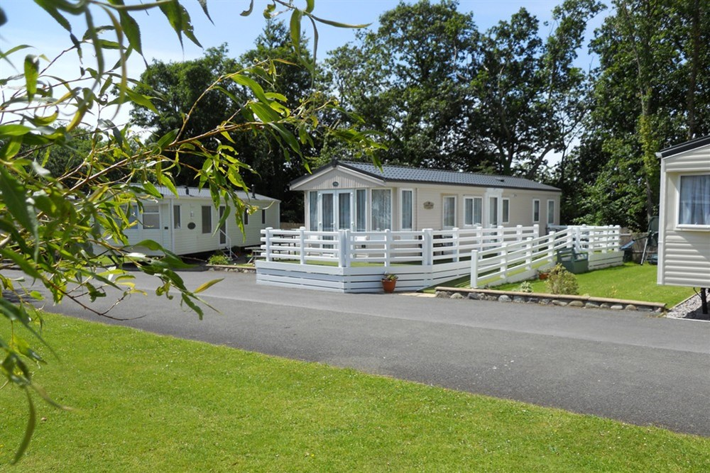 Glan Gwna holiday park