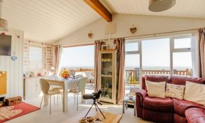 sea view lodge for sale