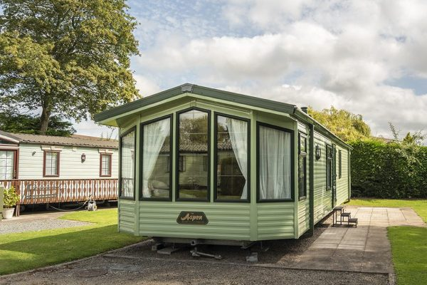 second hand static caravans for sale