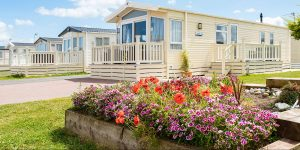 static caravan for sale in Wales