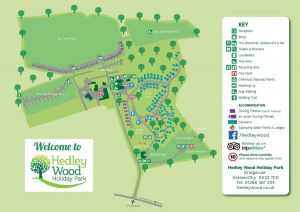 hedley wood site map