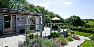 lodge for sale in cornwall