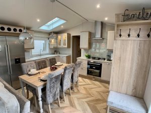 Stunning Brand New Luxury Static Caravan