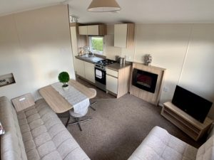 Cheap Static Caravan – Open All Year – Ribble Valley near Yorkshire Dales, Lake District