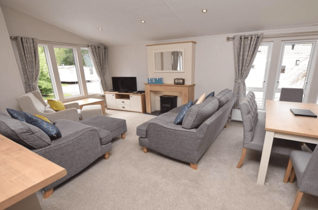 holiday lodge for sale in perthshire