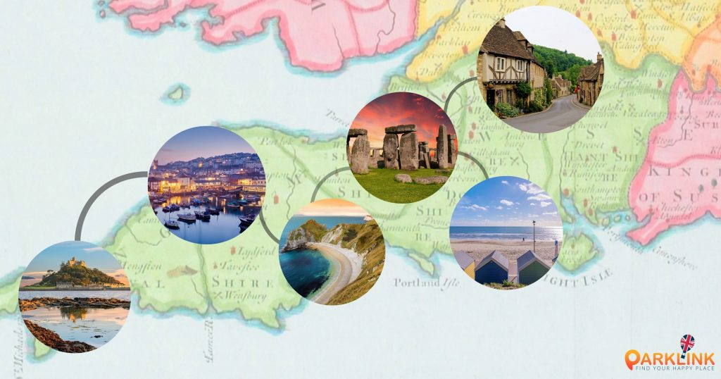 south west places to visit