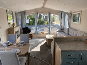 2021 Willerby Sierra 35×12  2 Bedroom