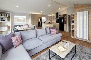 Luxury 3 Bedroom Lodge For Sale- Near Perranporth & Newquay in Cornwall