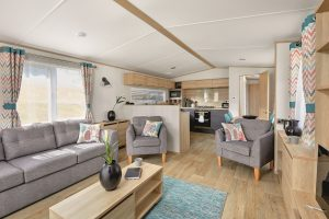 Beautiful Caravan On 5* Retreat Plas Coch Anglesey, North Wales