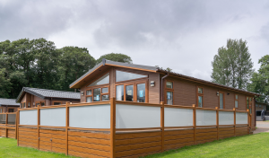 Luxury lodge, Static Caravan Cambrian, For Sale, Anglesey, North Wales, 5-STAR