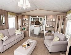 Stunning Static Lodge Pemberton Knightsbridge 2015 ***REDUCED***
