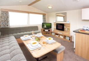 ATLAS MOONSTONE STATIC CARAVAN