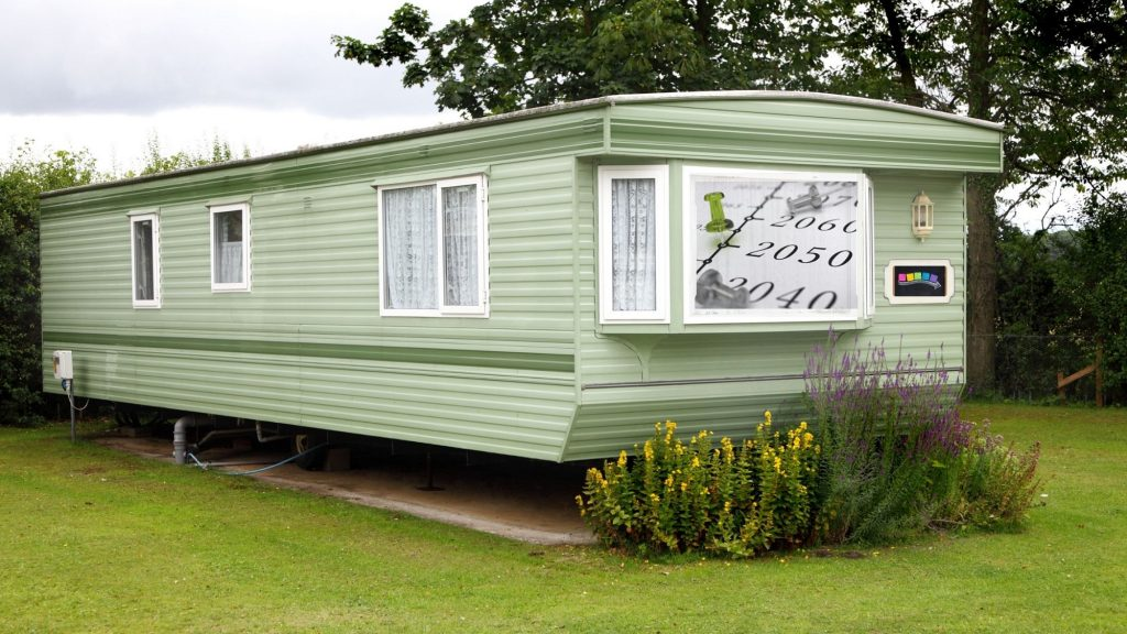 Static Caravan Parks No Age Limit