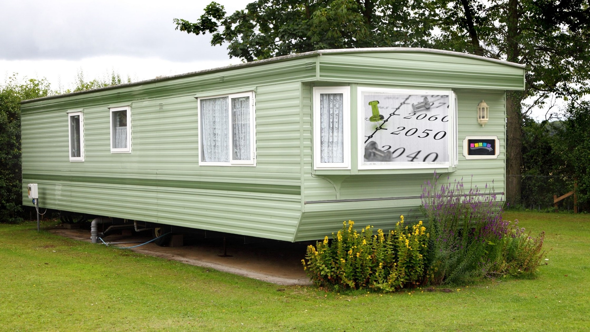static caravan parks no age policy