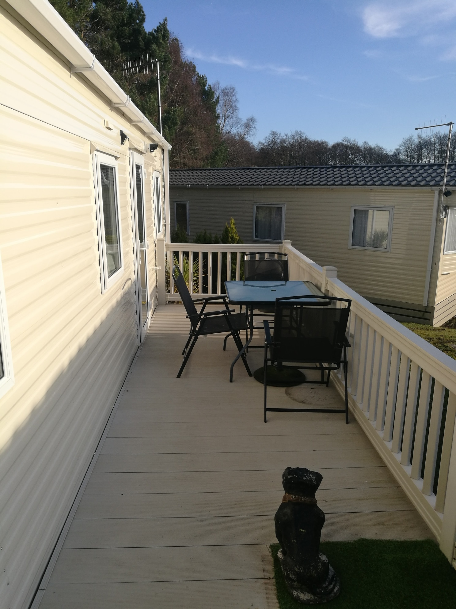 static caravan for sale new forest