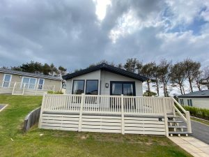 3-Bed Holiday Lodge for Sale / Cornwall