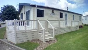 WILLERBY CLEARWATER LODGE (2014) – £70,000  (site fees included to 31/12/21)
