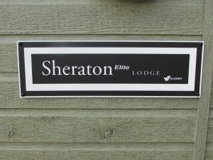 Willerby Elite Sheraton Lodge, full residential specification BS3632