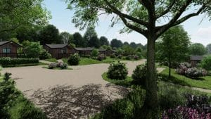 Upland Park – 3 bedroom Holiday Home