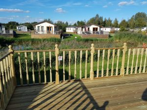 2 bedroom lodge on Tydd st Giles golf and country club