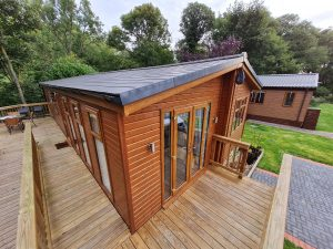 Lodge for sale- North Yorkshire